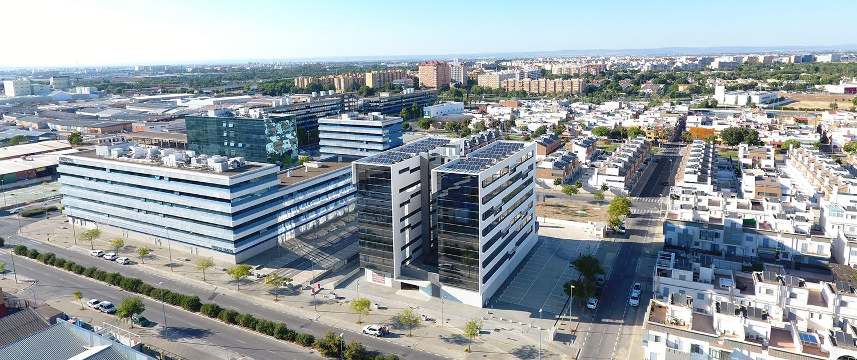 Alquiler de oficinas en sevilla alquiler de plazas de for Alquiler de particulares en sevilla
